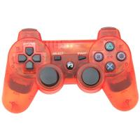 Buy cheap PS3 Playstation Game Controller Assorted Transparent Colors 3 Months Warranty from wholesalers
