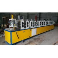 Buy cheap 4kw Power Metal Stud and Track Making Machine For Zinc And Aluminum Metal from wholesalers