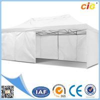 Buy cheap 3x6 m Folding Outdoor Gazebo Marquee Tent Canopy Party Pop Up Wall Market White from wholesalers