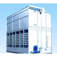 Buy cheap Professional Evaporative Condenser Refrigeration Air Conditioning System , 4-7.5kw Axial Fan Power from wholesalers
