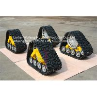 Buy cheap 4x4 ATV SUV rubber track conversion system kits from wholesalers