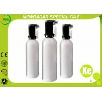 99.999% Xenon Xe Rare Gases , Xenon Arc Lamps Non Flammable Gases