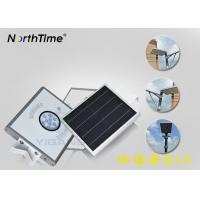 Buy cheap Cool Warm Motion Sensor Street Lights LED Outdoor Lighting Solar Powered Wifi Control from wholesalers