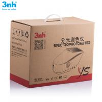 Buy cheap 400 700nm color measuring spectrophotometer with color matching software 3nh YS3060 from wholesalers