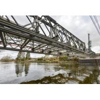 Buy cheap Pins Connect Assembling Steel Bridge Deck Anti Rust With Long Service Life from Wholesalers