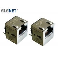 Buy cheap IP Cameras NIC POE RJ45 Connector 180° Angle Magnetic RJ45 Jack from wholesalers