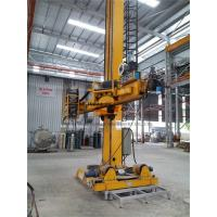 Buy cheap Heavy Duty Column And Boom Welding Manipulators With Fully Mechanised SA Welding System from wholesalers