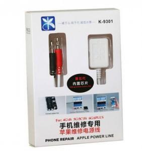 Buy cheap programmer adapter mijing iphone repair power line apple dedicated repair power cable product