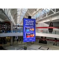 Buy cheap Quick Installation P2 Indoor LED Display Super Thin Lightweight For Advertising from wholesalers