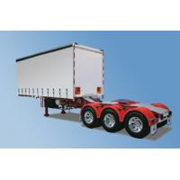 Buy cheap Curtain side lead Trailer from wholesalers