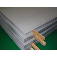 Buy cheap 5mm Hot Rolled Stainless Steel Plate 321 HL For Engineering Work from wholesalers