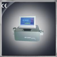 Buy cheap portable ultrasound slimming machine with cavitation&tripolar rf for fat reduction product