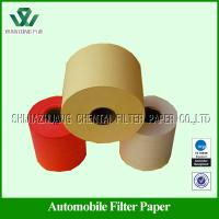 Buy cheap Phenolic Resin  Oil/Fuel Filter Paper From Chentai from wholesalers