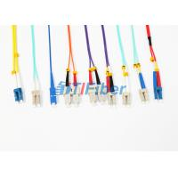 D4 SMA Fiber Optic Pigtail with Simplex , Duplex Optical Fiber Cable
