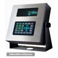 Buy cheap Stainless steel electronic weighing indicator for truck scales floor scales etc from wholesalers