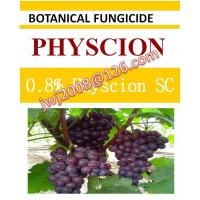Buy cheap botanical fungicide, 0.8% Physcion SC, organic natural from wholesalers