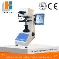 Buy cheap vickers hardness tester china made, Automatic turret digital vickers hardness tester,hardness tester supplier with high from wholesalers