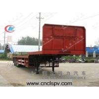Buy cheap fence semi trailer from wholesalers