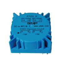 Buy cheap 35VA encapsulated pcb toroidal transformer with double 120V / double 9V product
