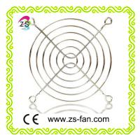 Buy cheap electric fan parts 90mm Chrome Metal Fan Grill for 9225 cooling fan from wholesalers