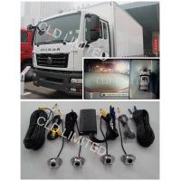 Buy cheap 360 ° Around  View Lorry Cameras System monitor AVM  With 4 channel DVR,  Safety Driving Assistant for Trucks and Buses product