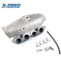 Buy cheap Durable Turbo Polished Intake Manifold For Nissan 240SX S13 SR20DET SR20DET from wholesalers