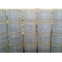 China Yellow High Temperature Cable High Voltage Insulated Resistance Heating Wire on sale