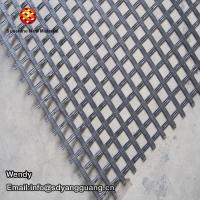 Buy cheap Factory supply PVC coated geogrid for retaining wall from wholesalers