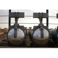 Buy cheap Saturated Steam AAC Concrete Autoclave For Wood / Brick / Rubber / Food from wholesalers