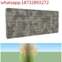 Buy cheap gabion basket retaining wall cost/ gabion stone cages/ gabion box manufacturer/steel gabions/gabion baskets bunnings from wholesalers