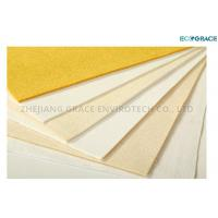 Buy cheap D120mm x L4000mm P84 filter bag for chemical industry and cement industry from wholesalers