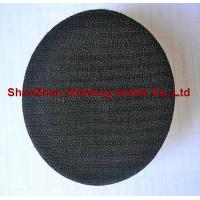 Buy cheap Customized self-adhesive hook and loop sanding pad for grinding from wholesalers