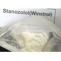 99% Purity  Stanozolol Winstrol Raw Powder