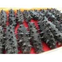 Buy cheap Sun Dried Sea Cucumber 3-7MM from wholesalers