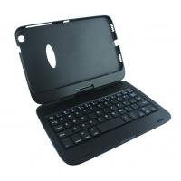 Buy cheap Black / Silver Aluminium Alloy Bluetooth Keyboard For SAMSUNG T330 / T331 product