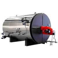 Buy cheap Horizontal Chain Grate Coal-fired Thermal oil Heater ( biomass fired thermal oil boiler) from wholesalers