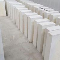 Buy cheap Refractory Material Fused Cast AZS Bricks Fire Bricks For Sodium Silicate Furnace from wholesalers