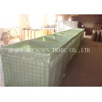 Buy cheap Low Carbon Steel Wire Gabion Baskets With Hexagonal Hole For Fencing from wholesalers