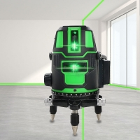 Buy cheap Cross Lines Laser Level 360 Self-Leveling 2/3/5 Lines Green Laser Leveler 635nm Horizontal Vertical Cross Line Indoor Ou from wholesalers