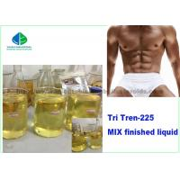 Buy cheap Injectable Anabolic Steroids  Yellow 10ml oil Finished Liquid Trenbolone Acetate Tri Tren 225mg/Ml For Bodybuilding from wholesalers