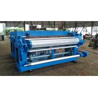 Buy cheap Fully Automatic Welded Wire Mesh Machine For Roll Mesh / Construction Building from wholesalers