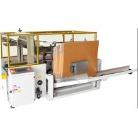Buy cheap Semi Automated Packaging Machine Facial Tissue Carton Box Sealing Machine from wholesalers