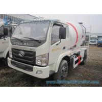 Buy cheap Forland Times Kingkong Small Concrete Mixers 6 Wheeler Cement Mix Truck 3 M3 from wholesalers