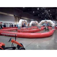 Buy cheap Top Quality Inflatable Air Zorb Ball Race Track For Sport Games from Wholesalers