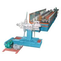 Buy cheap Auto Cutting C Z Purlin Roll Forming Machines , Cold Forming Machines from wholesalers