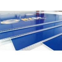 Buy cheap 2mm - 10mm High Strength Coroplast Sheet Corona Treatment For Printing from wholesalers