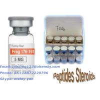 Buy cheap HGH fragments 176-191 / HGH 176-191 Loss Weight Peptides For Fat Loss from wholesalers
