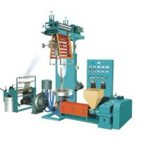 Buy cheap SJ-HL Series High-Low Pressure PE Double-use Film-blowing Paper Bag Making Machine from wholesalers