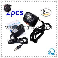Buy cheap KL4.5LM(B) Li-ion battery miners digital display head lamp from wholesalers