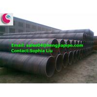 China SSAW PIPES API 5L on sale